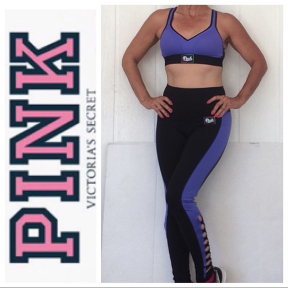 b8350c136fc53 PINK Victoria's Secret Pants | Vs Pink Ultimate Legging And Sport ...